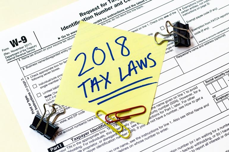 2018_Tax_Laws