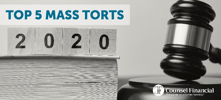 Top 5 Mass Torts (1)